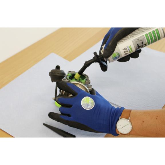 Środek do czyszczenia EGR microflex® 926 żel - aplikacja 2