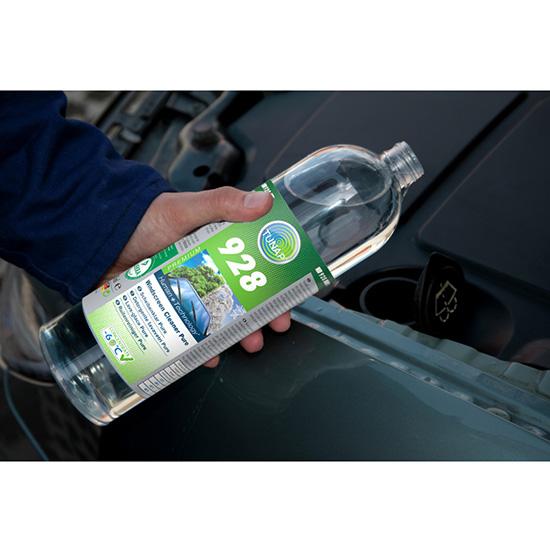 Całoroczny koncentrat płynu do spryskiwaczy PREMIUM 928 Pure - aplikacja