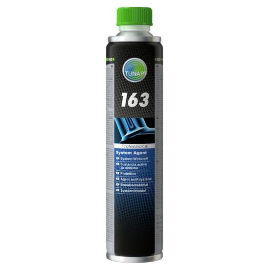 Dodatek substancji czynnych do LPG (Benzyna) PREMIUM 163