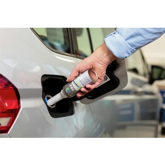 Preparat chroniący układ wtrysku paliwa Diesel microflex®984 - aplikacja