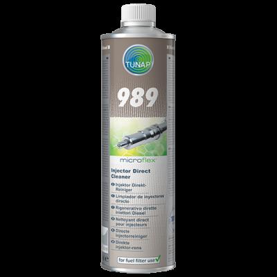 Preparat do czyszczenia wtryskiwaczy Diesel microflex® 989 - 500ML