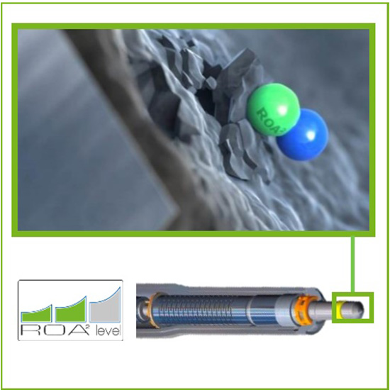 Preparat do czyszczenia wtryskiwaczy Diesel microflex® 989 - ROA2