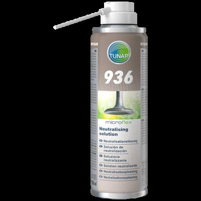 Neutralizator granulatu do czyszczenia kanałów dolotowych oraz zaworów microflex® 936