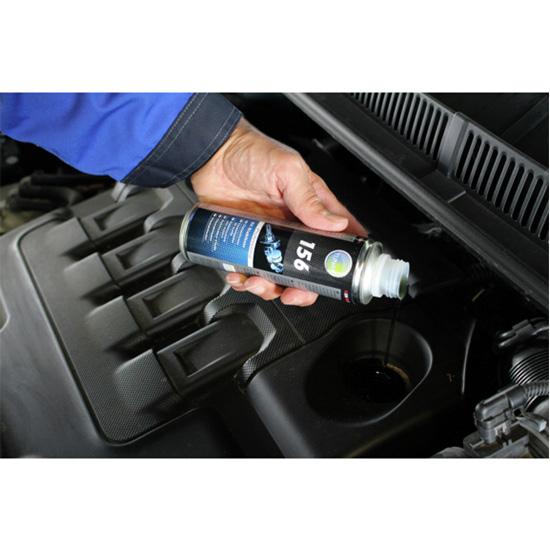 Professional 156 Preparat zmniejszający tarcie - OMC2 - aplikacja