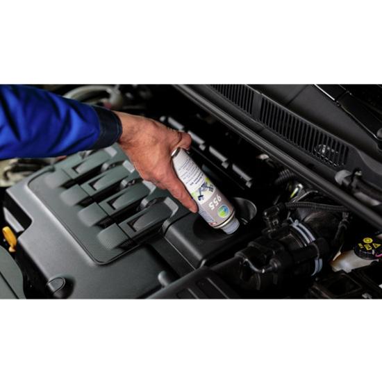 Ceramizer microflex® 955 BN Ochrona układu olejowego - aplikacja