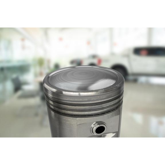 Preparat czyszczący komorę spalania microflex® 978 - po aplikacji