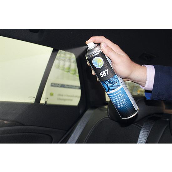 Neutralizator zapachów Professional 587 - aplikacja 1