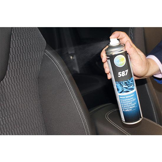 Neutralizator zapachów Professional 587 - aplikacja 2